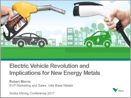 Vale: Electric Vehicle Revolution Presentation