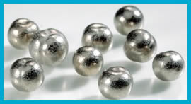Nickel S Pellets
